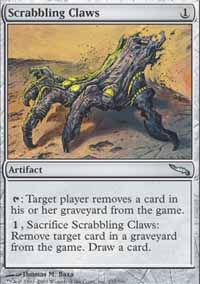 Scrabbling Claws - Mirrodin