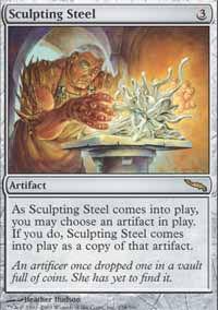 Sculpting Steel - Mirrodin