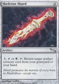 Skeleton Shard - Mirrodin