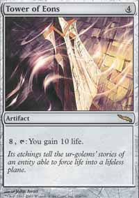 Tower of Eons - Mirrodin