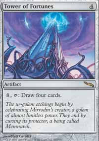Tower of Fortunes - Mirrodin