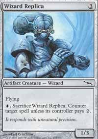 Wizard Replica - Mirrodin