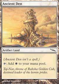 Ancient Den - Mirrodin