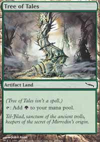 Tree of Tales - Mirrodin
