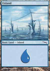 Island 2 - Mirrodin