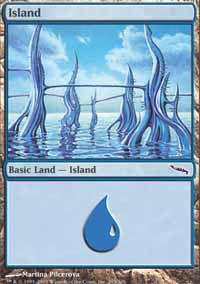 Island 3 - Mirrodin