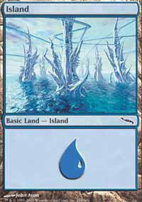Island 4 - Mirrodin