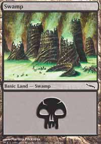 Swamp 3 - Mirrodin