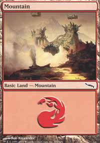 Mountain 2 - Mirrodin