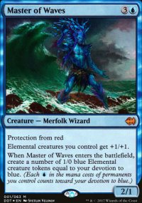 Master of Waves - Merfolks vs. Goblins