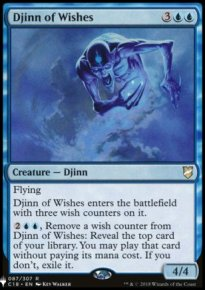 Djinn of Wishes - Mystery Booster