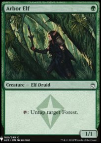 Arbor Elf - Mystery Booster