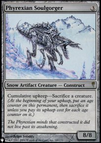 Engloutâmes phyrexian -