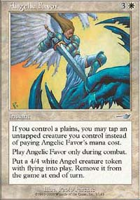 Angelic Favor - Nemesis