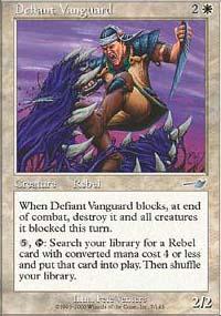 Defiant Vanguard - Nemesis