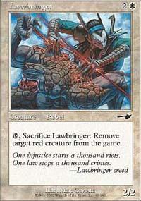 Lawbringer - Nemesis