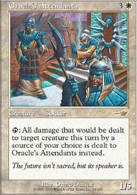 Oracle's Attendants - Nemesis