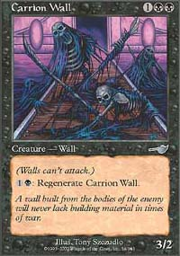 Carrion Wall - Nemesis