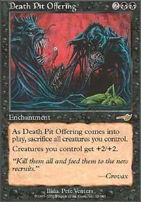 Death Pit Offering - Nemesis