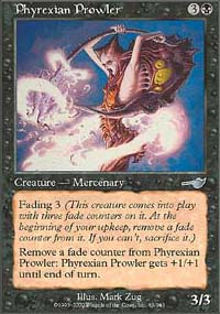 Phyrexian Prowler - Nemesis