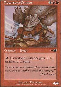 Flowstone Crusher - Nemesis