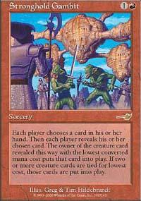 Stronghold Gambit - Nemesis