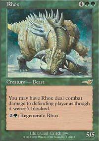 Rhox - Nemesis