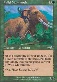 Wild Mammoth - Nemesis