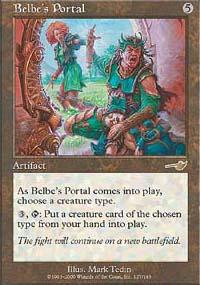 Belbe's Portal - Nemesis