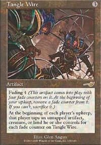Tangle Wire - Nemesis
