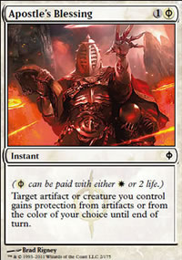 Apostle's Blessing - New Phyrexia