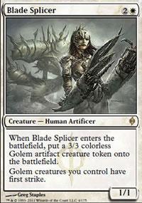 Blade Splicer - New Phyrexia