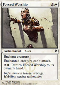 Forced Worship - New Phyrexia