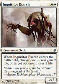 Inquisitor Exarch - New Phyrexia