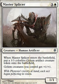 Master Splicer - New Phyrexia