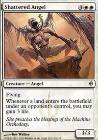 Shattered Angel - New Phyrexia