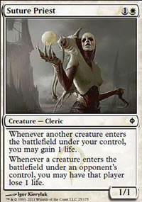 Suture Priest - New Phyrexia