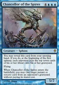 Chancellor of the Spires - New Phyrexia