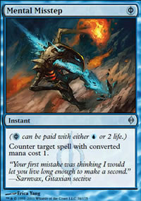 Mental Misstep - New Phyrexia