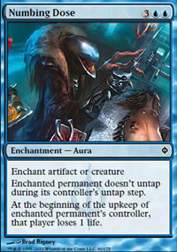 Numbing Dose - New Phyrexia