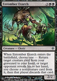 Entomber Exarch - New Phyrexia