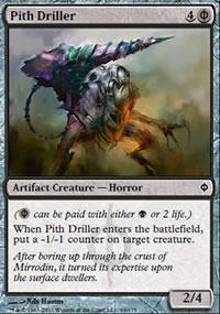 Pith Driller - New Phyrexia