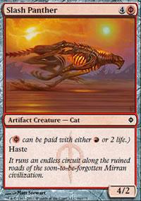 Slash Panther - New Phyrexia
