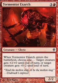 Tormentor Exarch - New Phyrexia