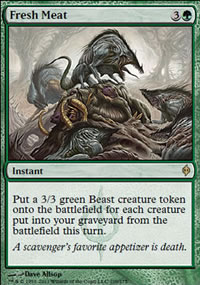Fresh Meat - New Phyrexia