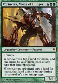 Vorinclex, Voice of Hunger - New Phyrexia