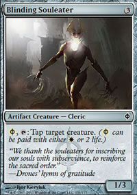 Blinding Souleater - New Phyrexia