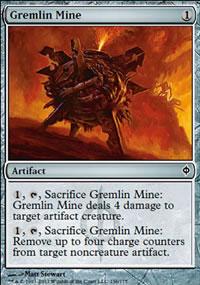 Gremlin Mine - New Phyrexia
