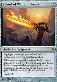Sword of War and Peace - New Phyrexia