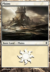 Plains 1 - New Phyrexia